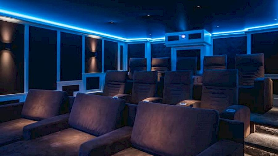 More Cinema 48 Channels Home Theater