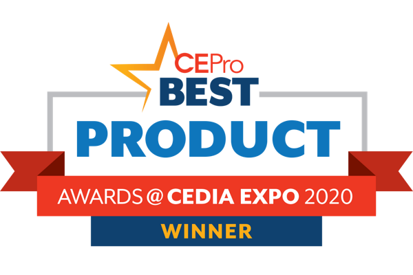 Altitude<sup>32</sup> Wins CEPro 2020 Best Product Award! logo