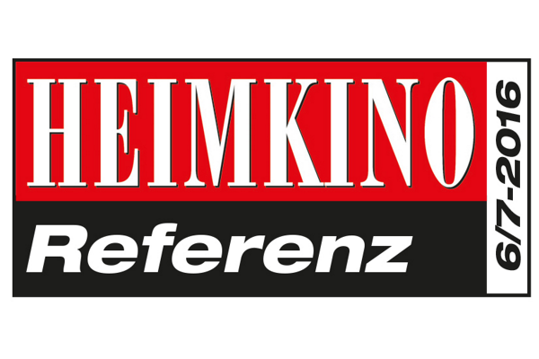The Altitude<sup>32</sup> wins Heimkino Referenz Award (Germany) logo