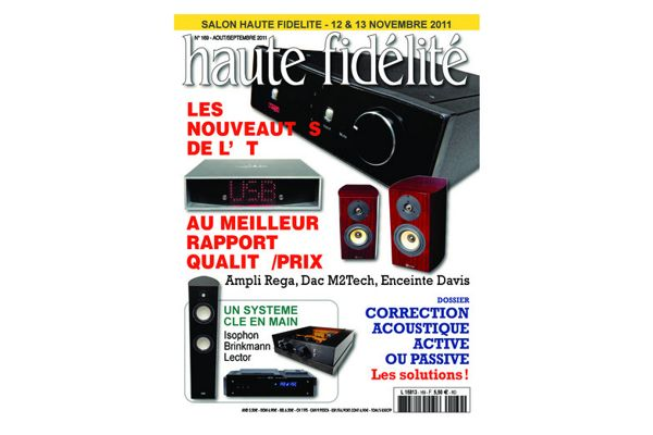 ST2-HiFi Review by Haute Fidélité (France) logo