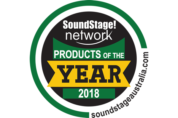 Sound Stage Amethyst Review & Award (Australia) logo