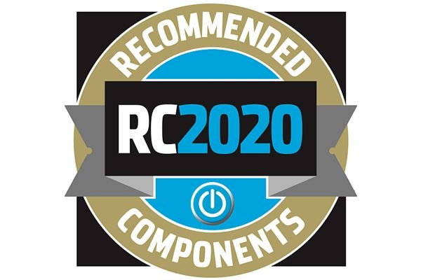 Stereophile Recommended Components 2020 Edition logo