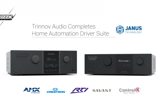 Home Automation Driver Suite with Crestron Preview Image